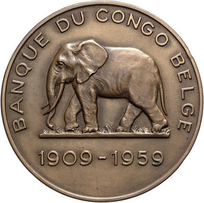 Wag Archiv Ausländische Münzen Und Medaillen Zaire Belgisch